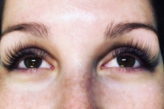 Best eye lash extensions